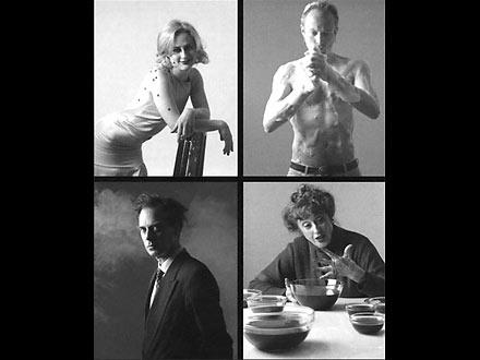 "Bådteatret: ""Johns åbenbaring"" Christiane Bjørg Nielsen, Lars Mikkelsen, Joen Bille & Vera Gebuhr"
