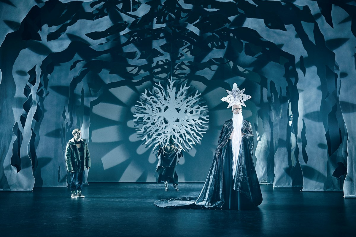 Pagten, Aarhus Teater. Foto: Emilia Therese